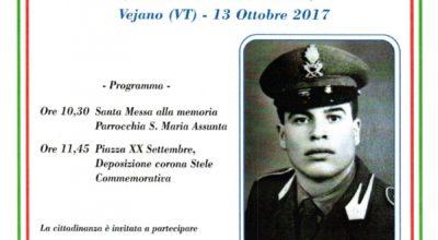 Cerimonia Commemorativa 50° anniversario della morte del Fin. Gino Nobili