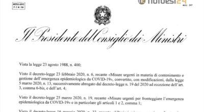 DPCM 17.05.2020 Firmato e Allegati Definitivi
