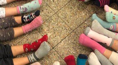 5 febbraio 2021 – Giornata mondiale dei calzini spaiati