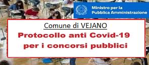 Protocollo Sicurezza anti-Covid concorsi pubblici, aggiornato al 30 aprile 2021