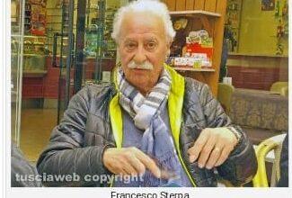 Funerali dell'ex sindaco di Vejano, Francesco Sterpa