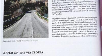Vejano su 'Borghi Magazine'